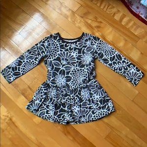 (4for 20$)  3Y Floral Dress